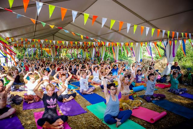 Фестиваль Vedalife собрал рекордное количество улыбок на один квадратный метр