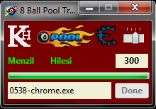 Cheat 8 Ball Pool