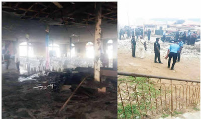 Two killed as police, task force clash with Lagos residents