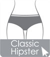 aPure pH Balancing Underwear Classic Hipster