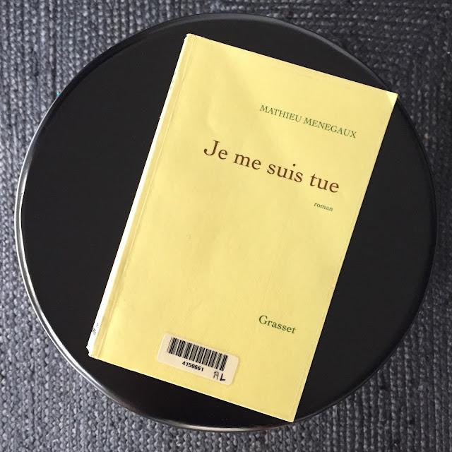 Je me suis tue, Mathieu Ménégaux