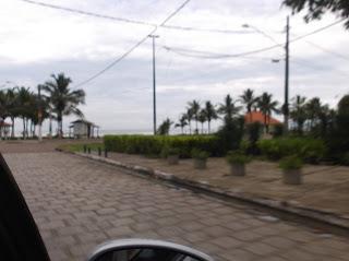 praia do cibratel, em itanhaém