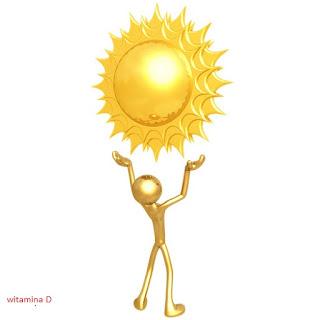 witamina d, niedobory witaminy d, choroby związane z niedoborem witaminy d, kąpiele słoneczne, słońce a witamina d