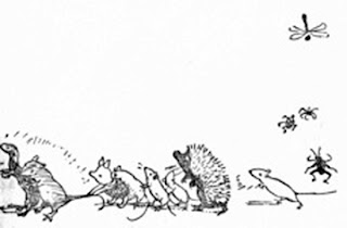 Rabbit's friends and relations illustrated by E. H. Shepard