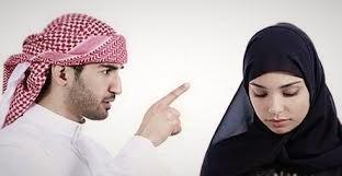 5 Dosa besar seorang Istri terhadap suami
