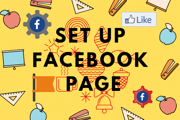 Set Up Facebook Page