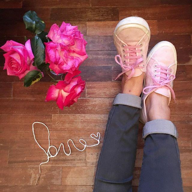 superga rosa