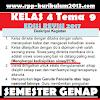 rpp k13 kelas 4 Tema 9 Kayanya Negeriku revisi 2017 (IPA, IPS, bahasa Indonesia)