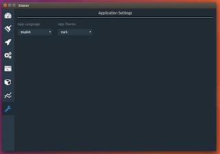 Stacer en Linux Ubuntu