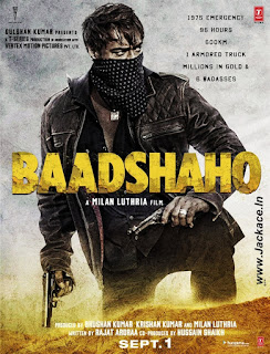 Baadshaho First Look Poster