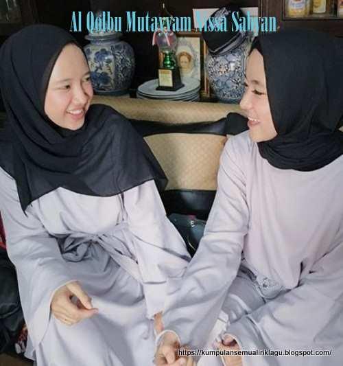 Al Qolbu Mutayyam Nissa Sabyan