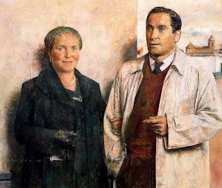 COUPLES ET DUOS: Couples et duos chez Antonio López García
