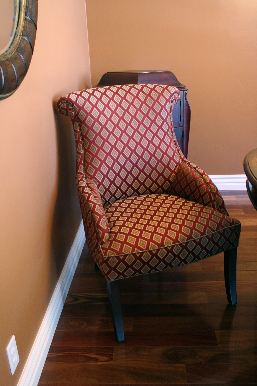 Dining Room Chair Slipcovers With Arms Work Out Custom By Shelley: Chairs