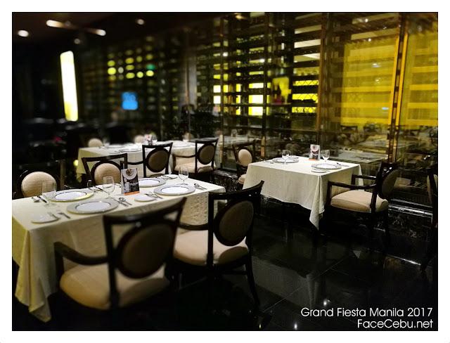 Impressions Restaurant at Maxim's Hotel