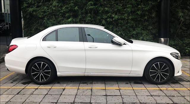 Mercedes Vietnam Star tặng 100% phí trước bạ khi mua Mercedes C200 2019