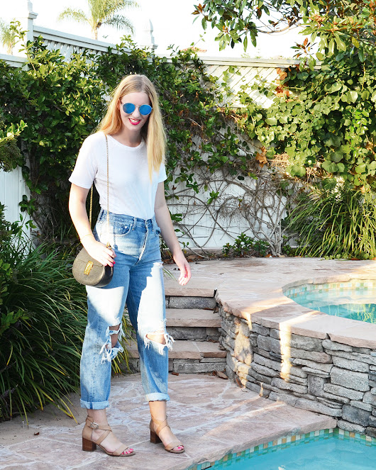 What I Wore | All-American Denim