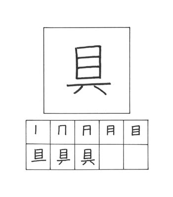 kanji alat