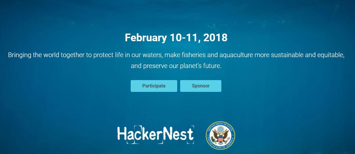 Event Fishackathon Jakarta 2018 Untuk SMA s/d Umum | HackerNest | 10 - 11 Februari 2018