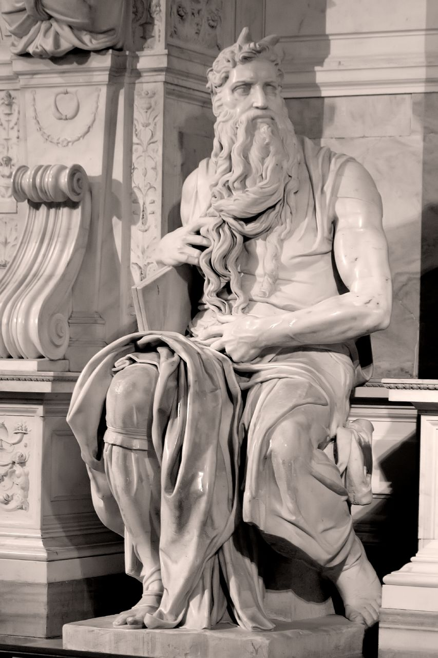 Freuds essay on the moses of michelangelo
