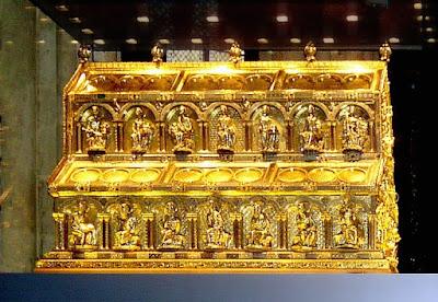 Relicario de los Tres Reyes magos - Catedral de Colonia
