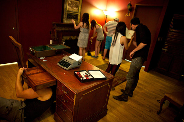 Image result for escape rooms and team building