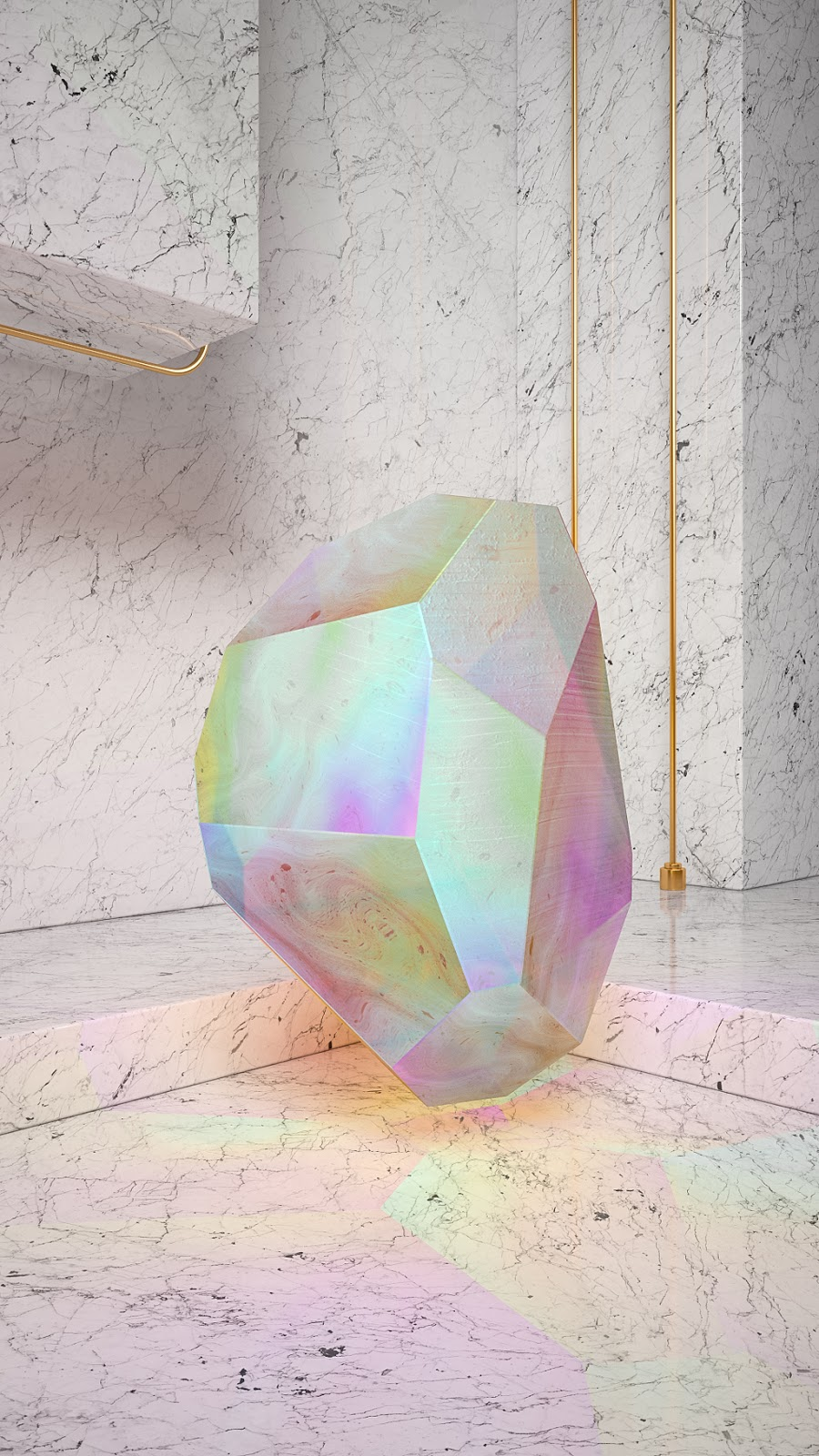 piękno kryształów