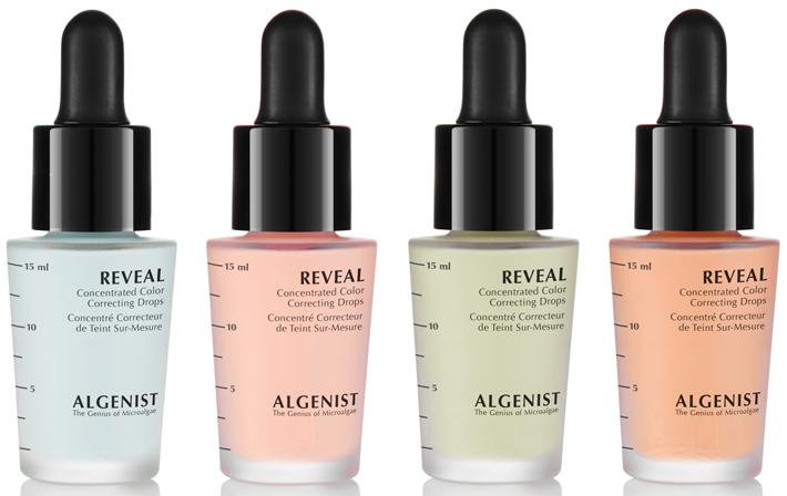 Algenist Reveal Color Correcting Drops