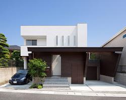 arquitectura moderna casa japonesa u3 minimalista casas modernas japon