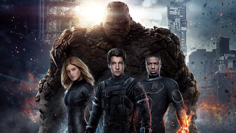 Fantastic Four 2 HD