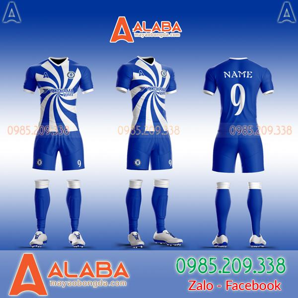 Áo Chelsea tự thiết kế mã ALB CH06
