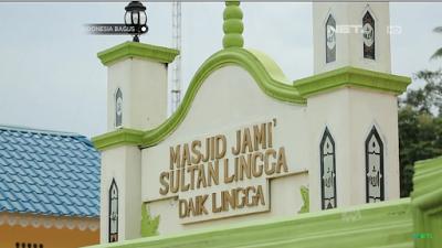Masjid Jami Sultan Lingga