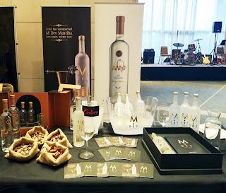 Τα premium MDRY Mastiha και Ούζο Πλωμαρίου Άδολο κατέκτησαν και φέτος  τους επισκέπτες 13o Cellier Wine Fair