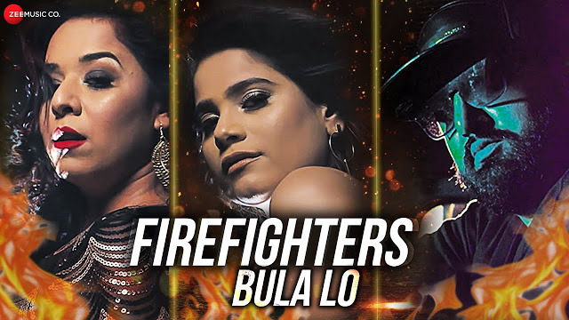 Firefighters Bula Lo Full Lyrics - Olivia Malhotra and Jyotica Tangri|  Punjabi Song 2019