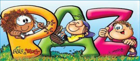 Rincón De Infantil Día De La Paz: Rincón De Infantil: Día De La Paz