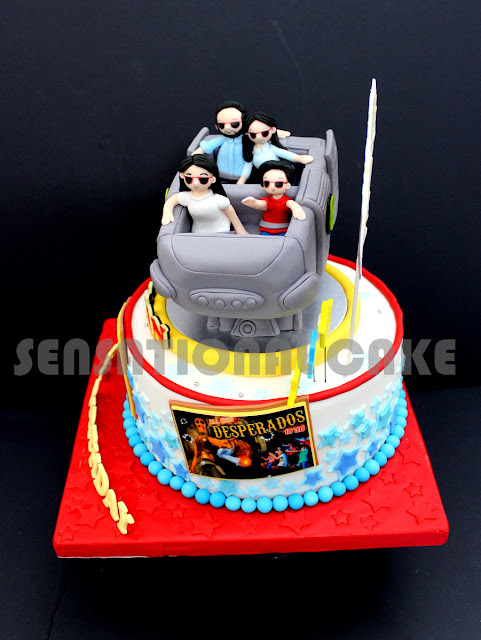 The Sensational Cakes Sentosa 4d Adventureland Extreme