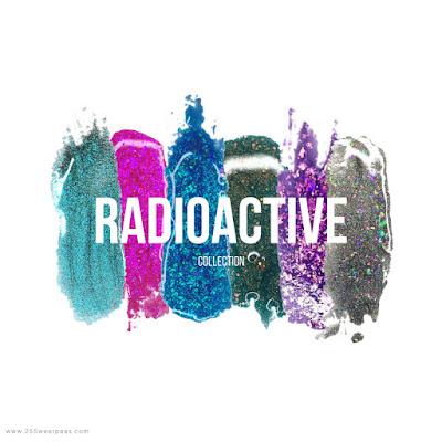 Cupcake Polish Radioactive Collection