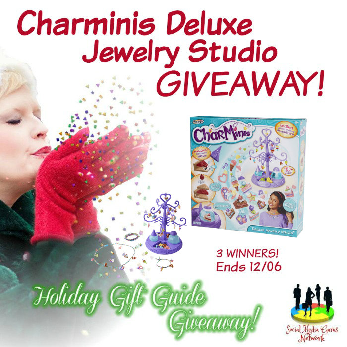 Charminis Giveaway