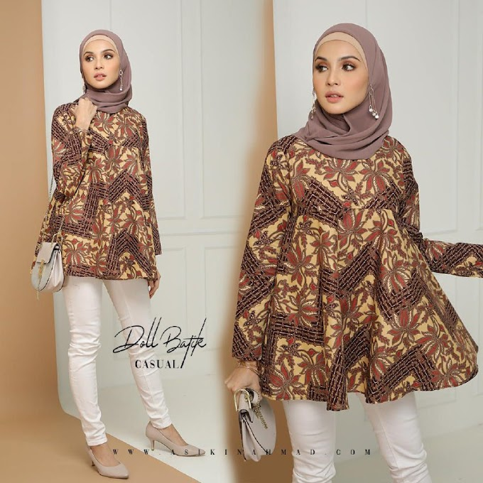DOLL BATIK BLOUSE
