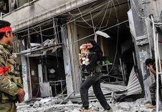 Συρία: Η Τουρκία κινείται προς τη Μανμπίτζ