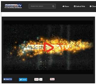 Cara Nonton TV Indo Streamix TV