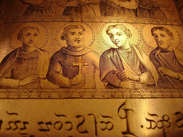 Saints, legends, devotions: Société des Bollandistes - since 1643.