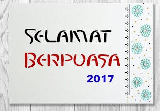 Gambar DP BBM selamat Ramadhan 2017