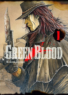 Green Blood tome 1 - le Far West est dangereux