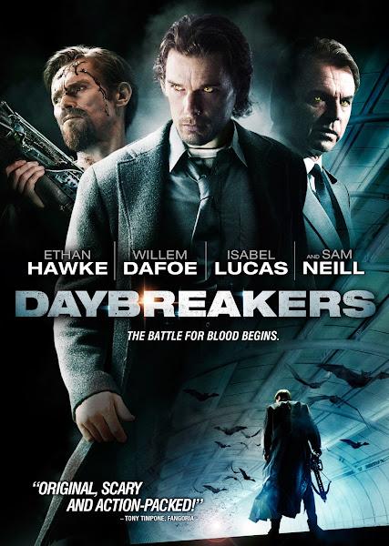 Daybreaker 2009 Poster