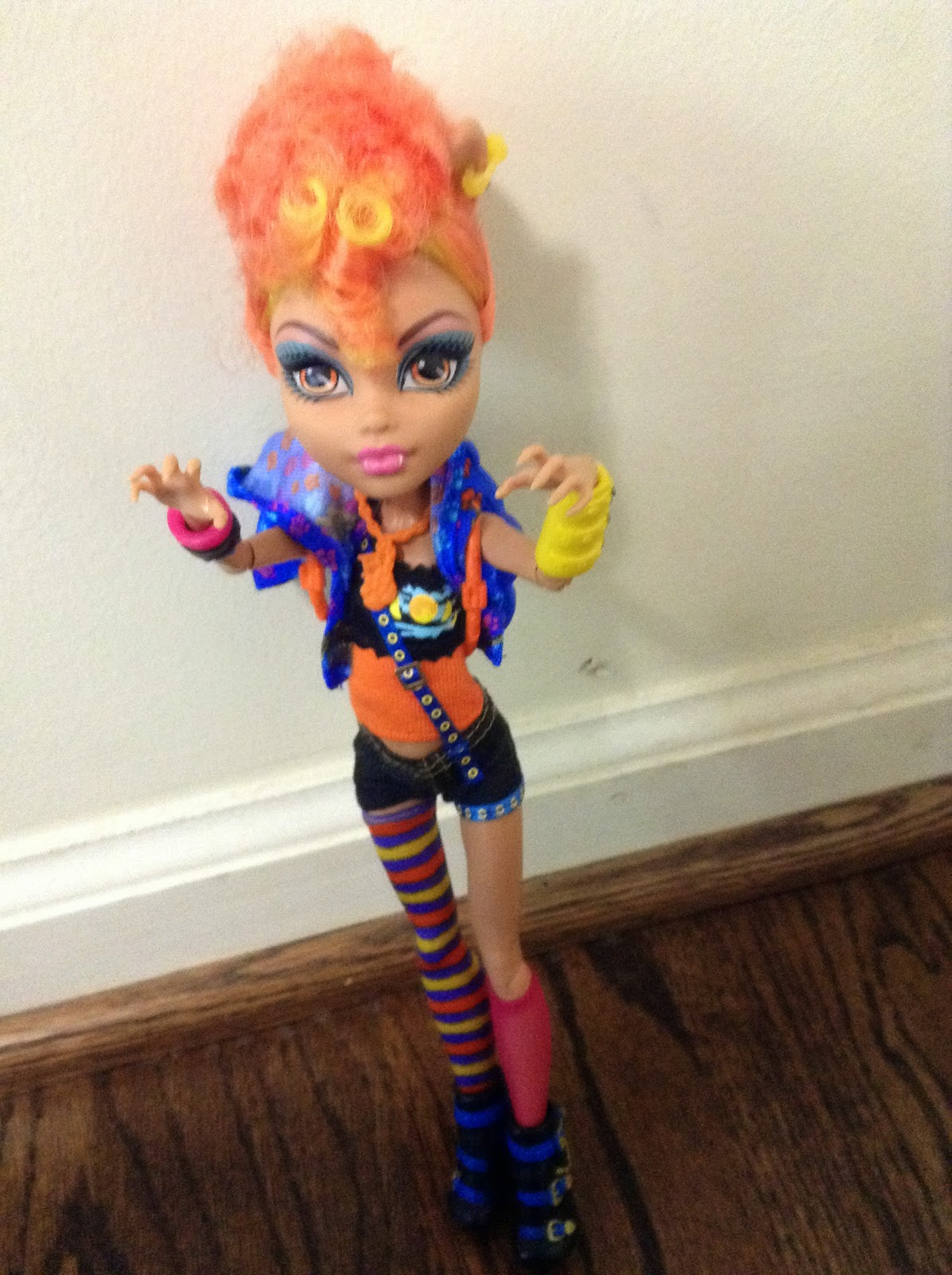 Agfanblog Agfanblog Summer Fun Series 6 Product Review Monster High