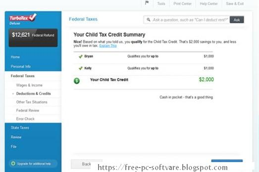 TurboTax Deluxe 2012 ~ Download free pc softvares
