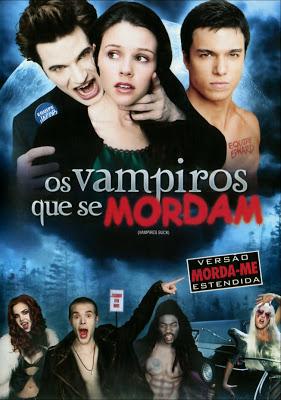 Os Vampiros Que se Mordam Dublado