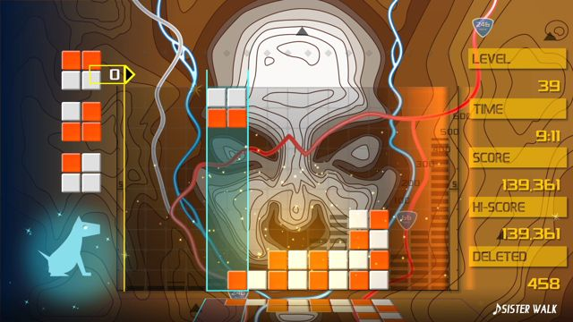 Lumines Remastered PC Full Español
