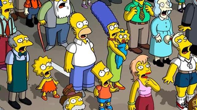 Los Simpson predicen en un capitulo el accidente del chapecoense